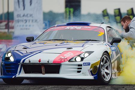 Юбилейный сезон RDS GP