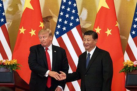 американо-китайская торговая война