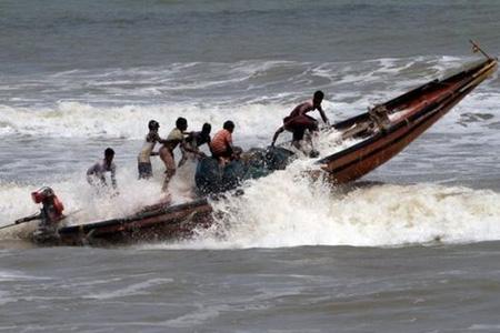 Циклон Фани Индия
