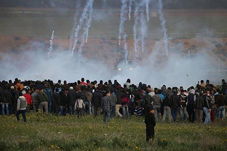 Конфликт в Газе