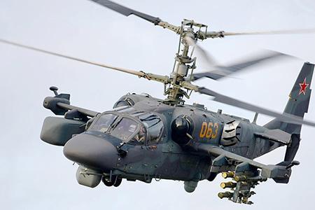 Вертолёт КА - 52