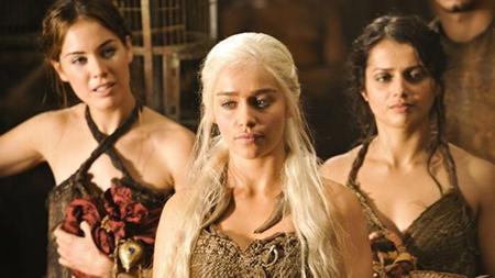 женские персонажи Игра престолов