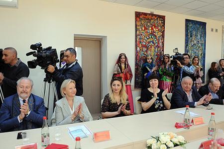 Россия и Азербайджан планируют совместные проекты в кинообразовании