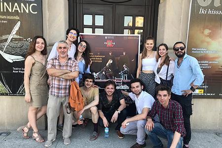 Азербайджанский курс щукинского института заявил о себе в Баку