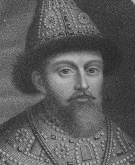 Михаил Феодорович Романов