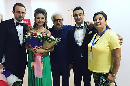 Российские музыканты с радостью едут в Азербайджан