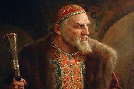 «Соперник Нерона и Калигулы» - Иван Грозный