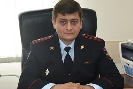 майор полиции Рузин Артур Игоревич