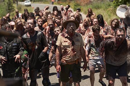 Facebook запретил рекламу зомби-трэш комедии