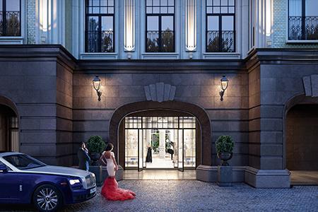 Роскошный союз: Rolls-Royce Motor Cars Moscow стал партнером клубного домаBarkli Gallery