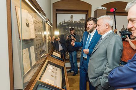 Музей Международного нумизматического клуба совместно с Минкультуры России