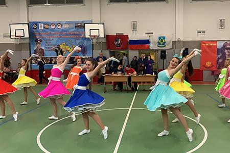 Состязания по армрестлингу в Хорошевском районе Москвы