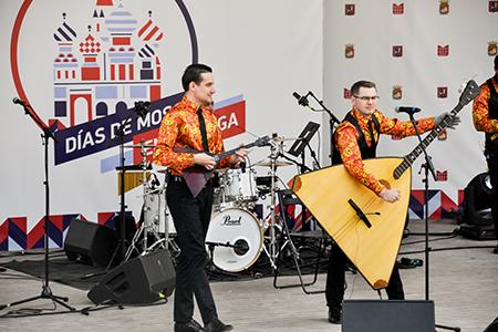 В Малаге впервые прошли Дни Москвы