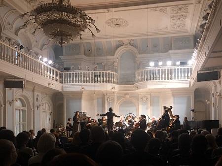Ансамбль солистов Азербайджанского Государственного симфонического оркестра имени Узеира Гаджибекова