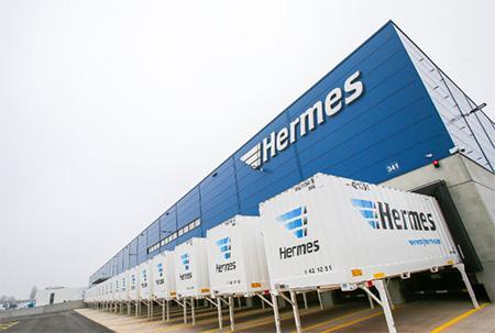 """Посылки """"Почты России"""" можно будет получить в отделениях Hermes"""