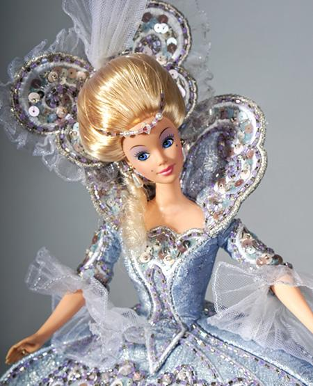 В Москве пройдет юбилейная выставка авторских коллекционных кукол