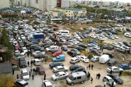 Автомобили не ставить: в РСПП посчитали российские дворы без машин