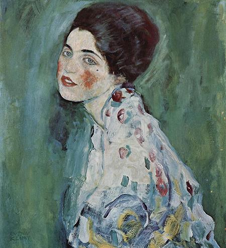 Portret zhenshchiny: ukradennaya tayna Klimta