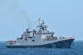 Российский Черноморский флот контролирует ракетный эсминец США в Черном море