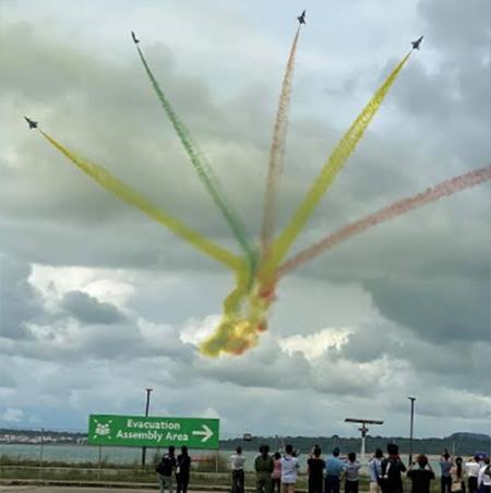 Участие в Singapore Airshow 2020