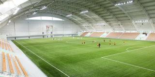 В Рязани построят футбольный манеж с тремя полями