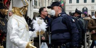 Венецианский карнавал закрывается, Италия ввела карантин из-за коронавируса
