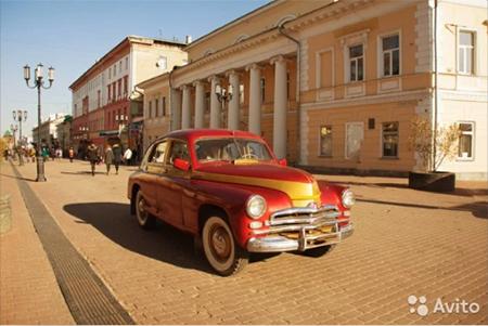 ГАЗ М-20 «Победа»