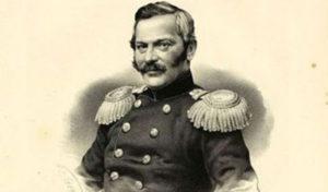 Первый министр путей сообщения Павел Петрович Мельников