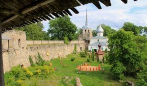 Порховскую крепость в Псковской области отреставрируют за 140 млн рублей