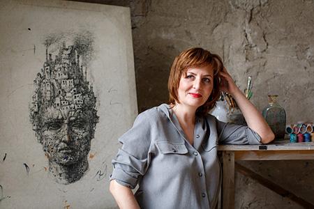 Мария Волощук