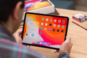 iPad Air 4 презентация