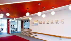 Международная компания Mazars проводит масштабный ребрендин