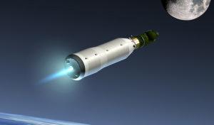 Роскосмос направит на создание ракет для полетов на Луну 1,5 млрд рублей