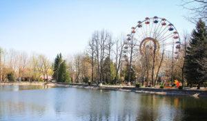 В Родниках Ивановской области благоустроят парк Летний сад