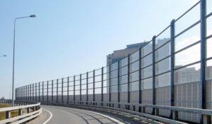 В ТиНАО потратят почти 10 млн рублей на шумозащитные экраны
