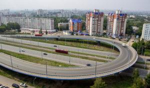 Второй этап строительства Большого казанского кольца завершат в 2021 году