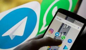 Аналитика МТС: В Москве мобильный трафик Telegram сравнялся с мобильным трафиком WhatsApp
