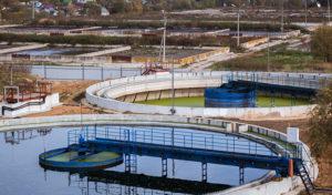 В Архангельской области завершаются работы по строительству водоочистных сооружений