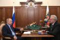 Александр Усс: Красноярск может стать инвестиционным центром Сибири