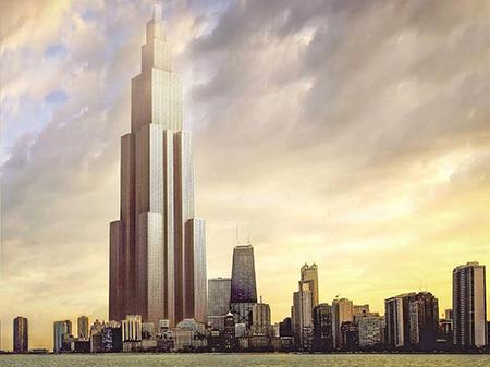 Mini Sky City: 19 дней – 57 этажей (Китай)